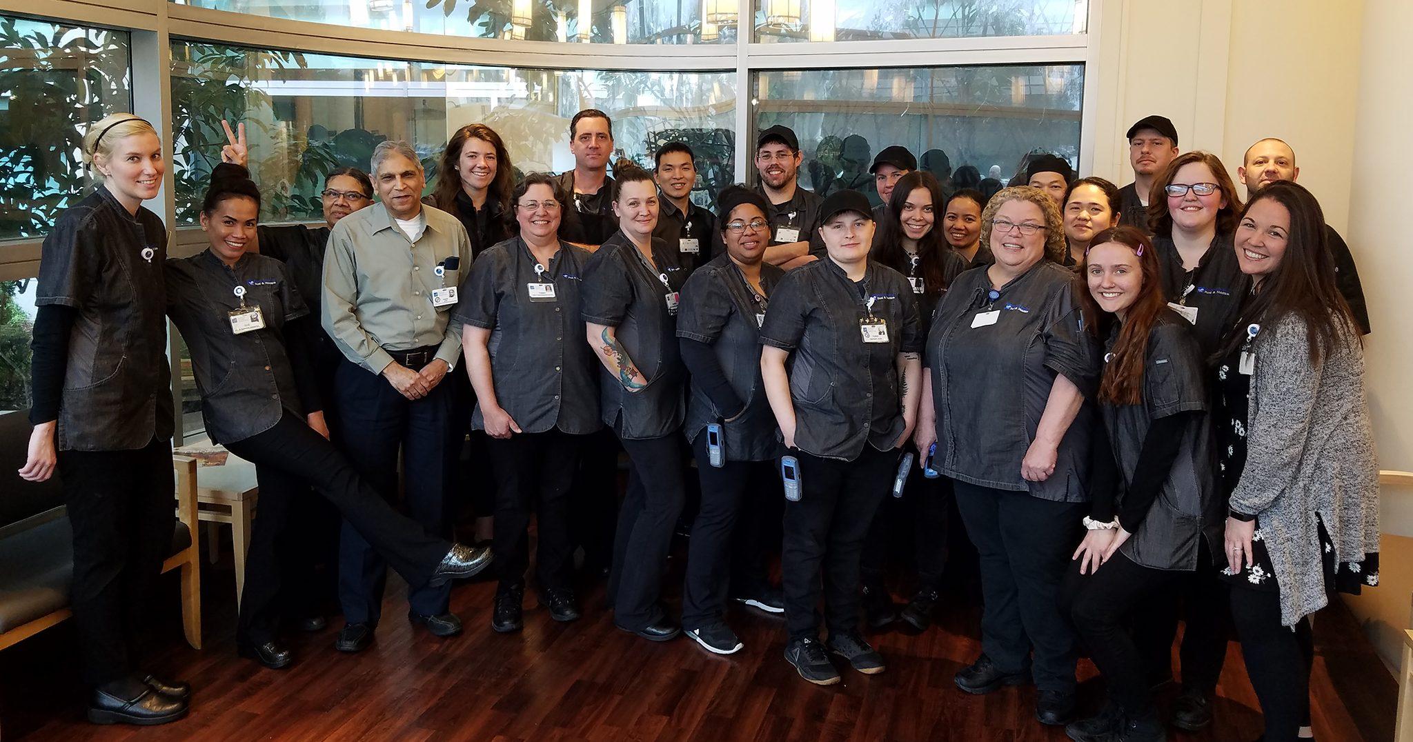 PeaceHealth-Dining-Servie-Team