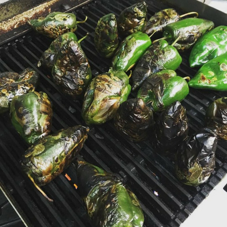 Pepper Sisters Roasted Peppers