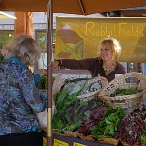 Roslyn at Market