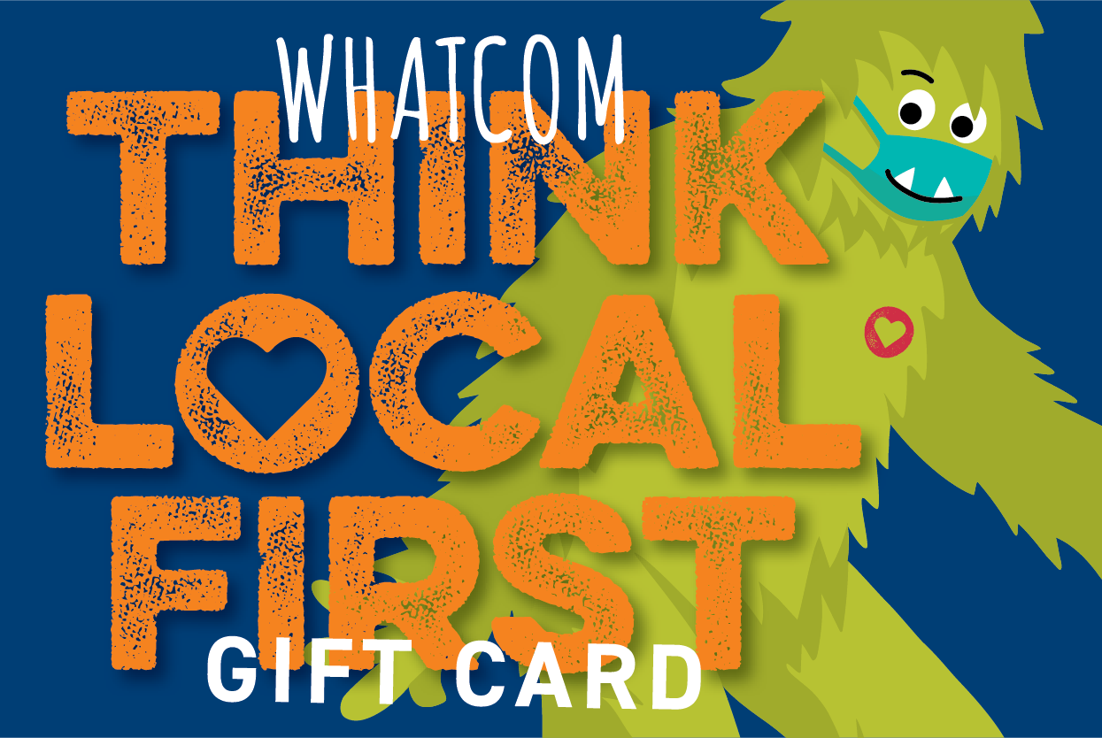 Think Local First Gift Card