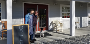Sustainable Connections Member Samish Bay Cheese