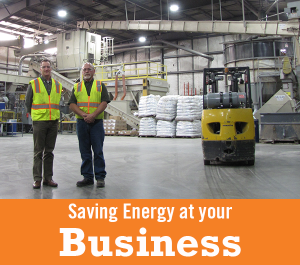 Saving Energy at your Business