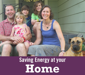 Saving Energy at your Home