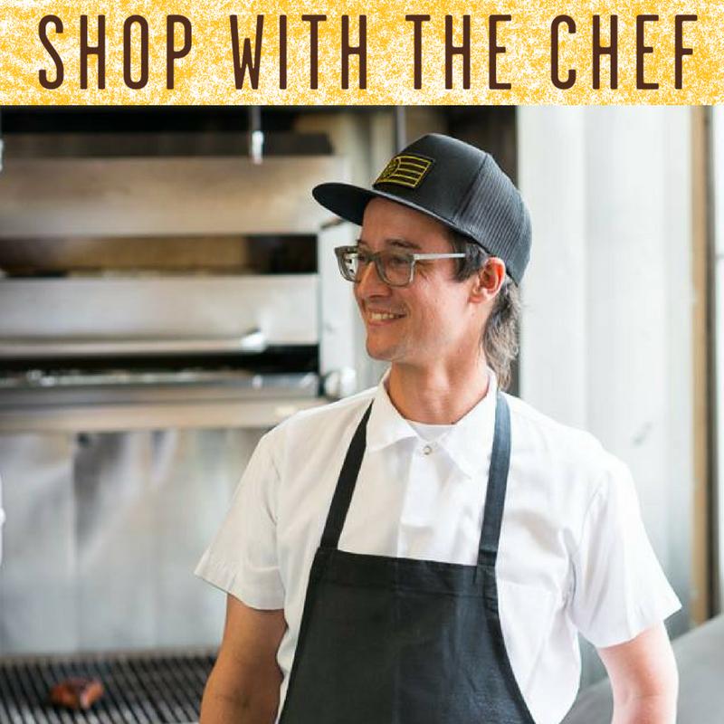 Shop w Chef