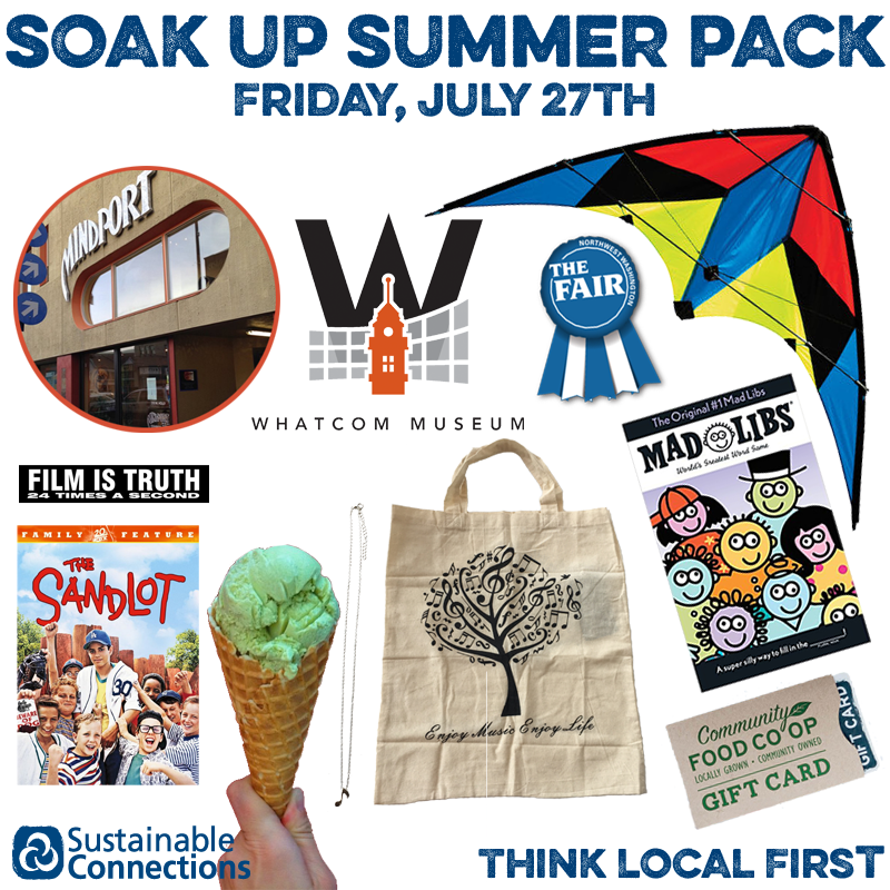 Soak Up Summer Prize Pack- Indie Month 2018