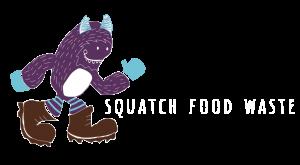 Squatch Food Waste LogoWeb