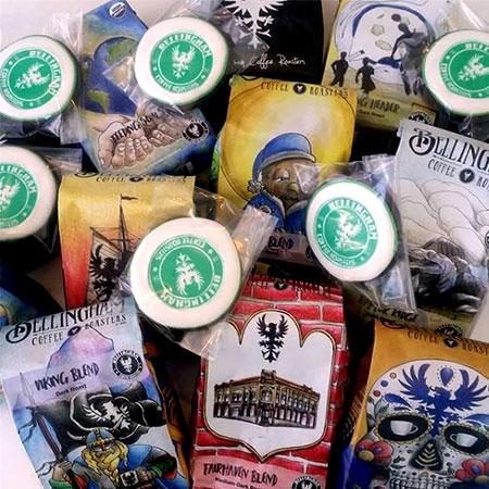 Sweet Bellingham Coffee