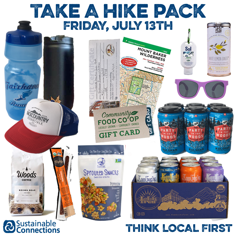 Take A Hike Prize Pack - Indie Month 2018
