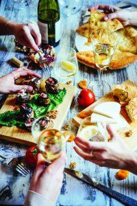 Restaurants Eat Local Month