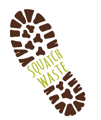 Squatch Waste Boot