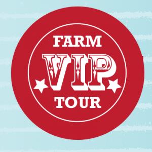 Whatcom Farm Tour VIP Badge