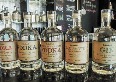 Vodka or Gin from Bellewood Distilling