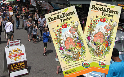 2017 Whatcom Food & Farm Finder Release!