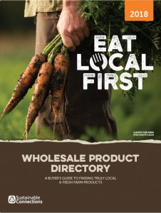 2018 Local Product Wholesale Guide