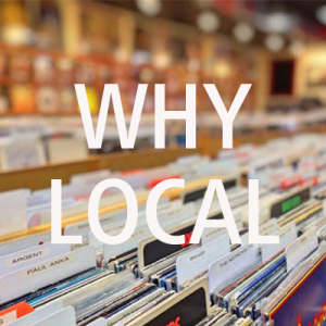 So many reasons to shop local!