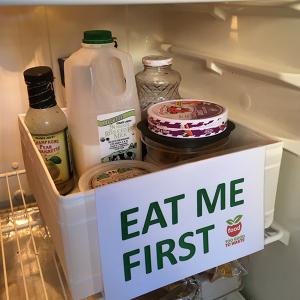 Eat First Fridge Pic