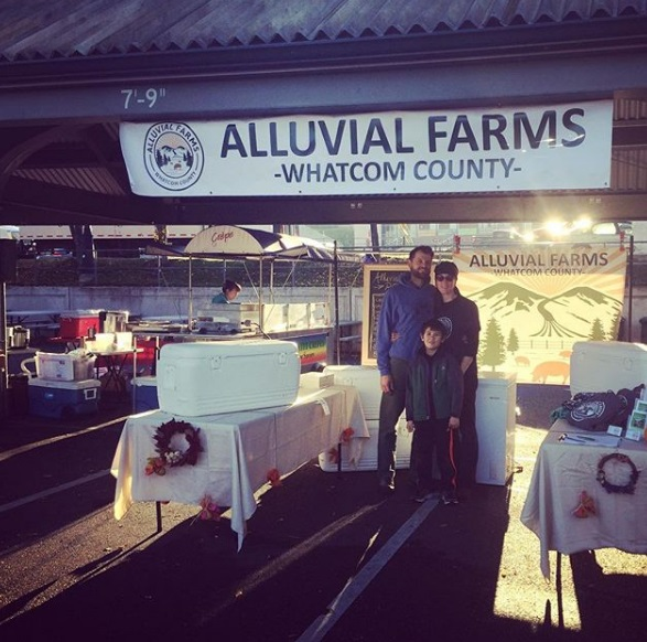 Alluvial Farm Family