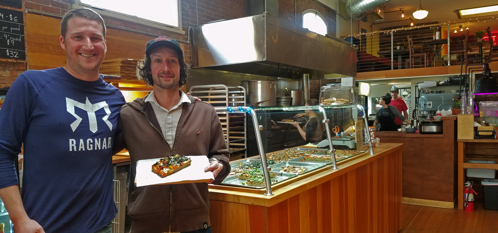 Goat Mountain Pizza: Committed to Community & Great Pizza!