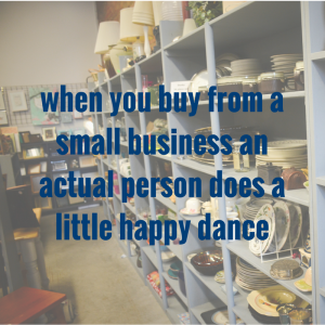 When You Buy Local - Happy Dance