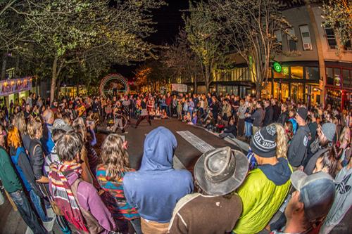 Developing & Celebrating Community