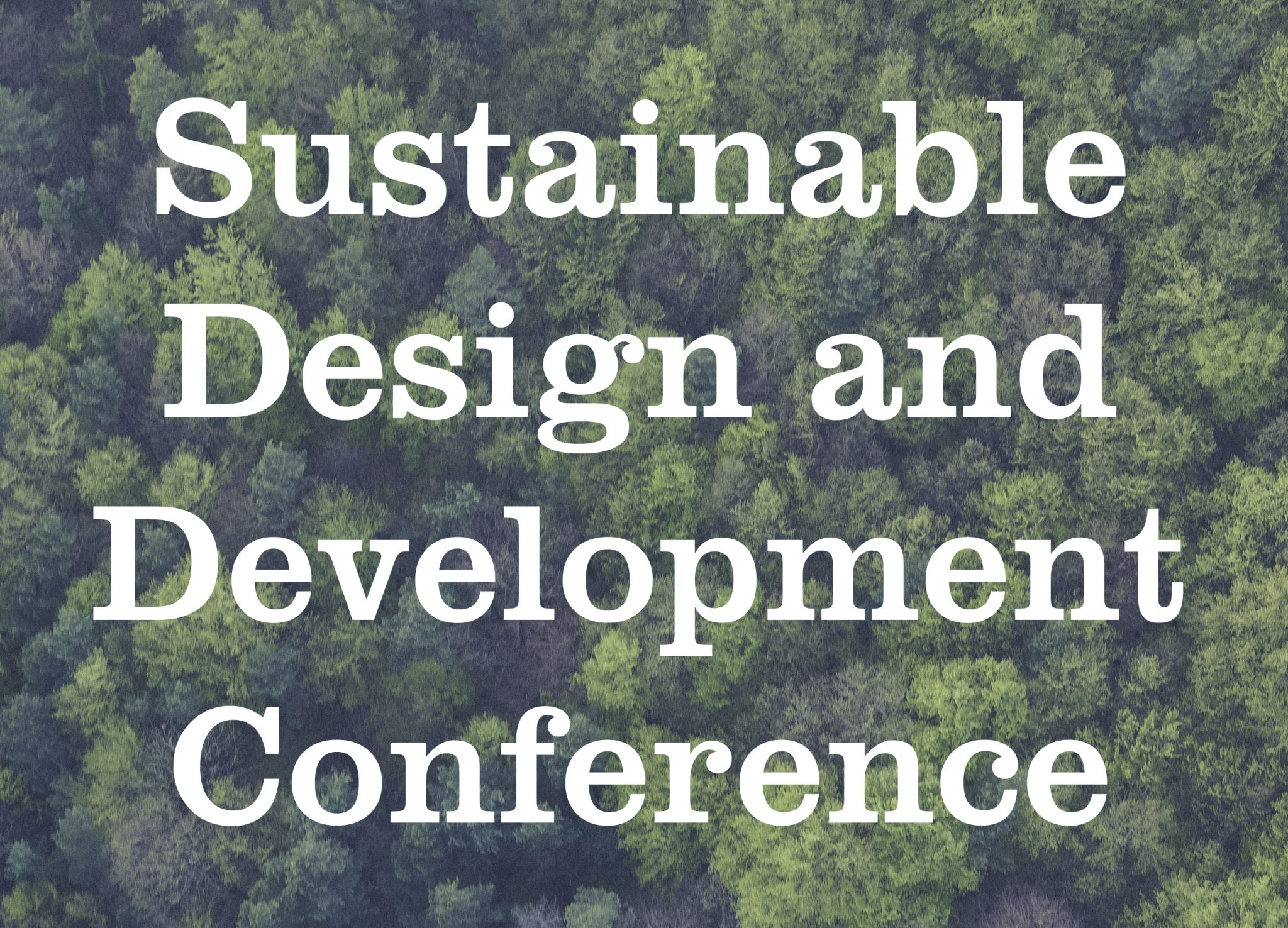 Sustainable Design and Development feature image